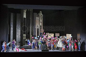 Deutsche Oper Berlin EDWARD II.