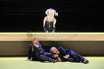Komische Oper Berlin JAHRMARKT VON SOROTSCHINZI