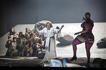 Komische Oper POPPEA