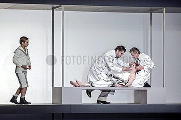 Theater St. Gallen ANNAS MASKE
