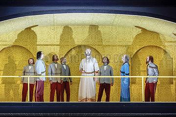 Deutsche Oper Berlin BORIS GODUNOW