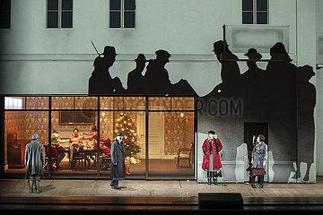 Deutsche Oper Berlin L'INVISIBLE