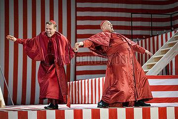 Volkstheater Rostock LEBEN DES GALILEI