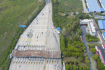 CHINA-HUBEI-WUHAN-OUTBOUND TRAFFIC Restriktions-LIFTING (CN)