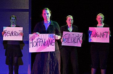 TUSCH - Theater und Schule Berlin Hunger!