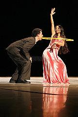 Tanztheater Wuppertal Pina Bausch NEUES STUECK 2009 - NEW PIECE 2009