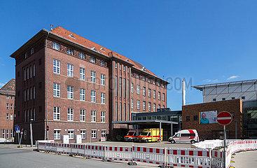Deutschland  Bremen - Klinikum Bremen-Mitte  ua Sitz d. Instituts fuer Klinische Pharmakologie am Klinikum Bremen-Mitte