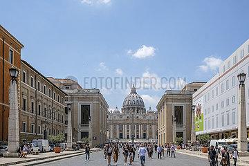 Rom. Vatikan.