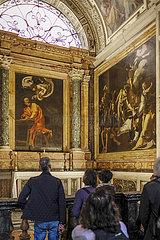 Rom. San Luigi dei Francesci