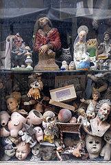 Rom. Straße Religion.