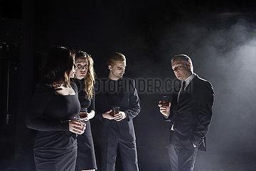 Renaissance-Theater WER HAT ANGST VOR VIRGINIA WOOLF   Ankuendigungsfoto