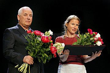 Deutsches Theater Berlin THEATERPREIS BERLIN 2009 AN GOSCH UND SCHUETZ
