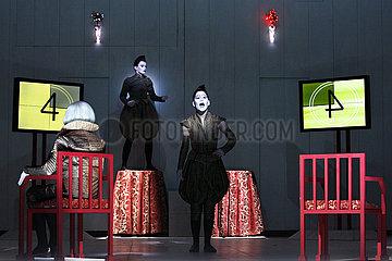 Berliner Ensemble SHAKESPEARES SONETTE