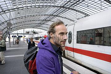 Koch  Wolfram (Schauspieler) Der BahnComfortSchauspieler