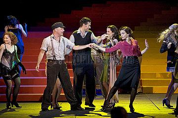 Bad Hersfelder Festspiele 2010 CARMEN - EIN DEUTSCHES MUSICAL