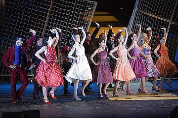 Bad Hersfelder Festspiele 2010 WEST SIDE STORY