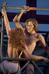 Bad Hersfelder Festspiele 2010 MAN SPIELT NICHT MIT DER LIEBE