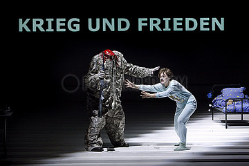 Berliner Ensemble FREEDOM AND DEMOCRACY
