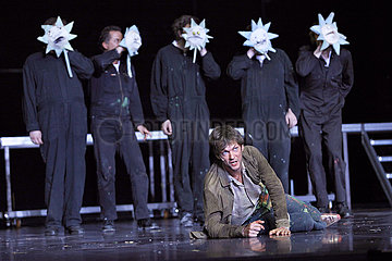 Thalia Theater Hamburg FAUST I + II