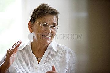 Fischer-Lichte  Prof. Dr. Dr. h.c. Erika (Theaterwissenschaftlerin)