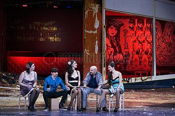 Komische Oper Berlin CARMEN