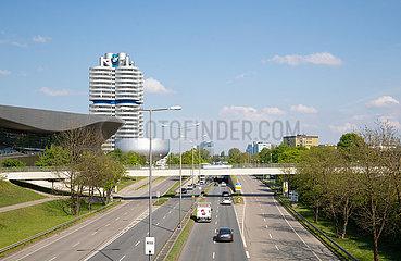 BMW Zentrale in München