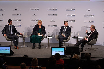Day 1: Munich Security COnference