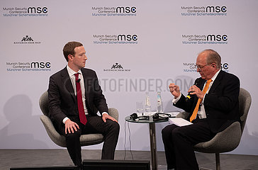 Day 2: Munich Security COnference