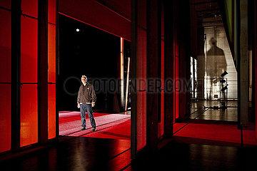 Fritsch  Herbert (Schauspieler  Regisseur und Medienkuenstler)