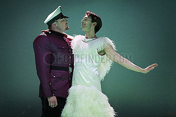 Neukoellner Oper Berlin PLATEE. EIN BEGEHREN