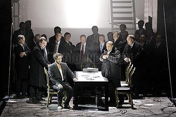 Bayerische Staatsoper Muenchen BORIS GODUNOW