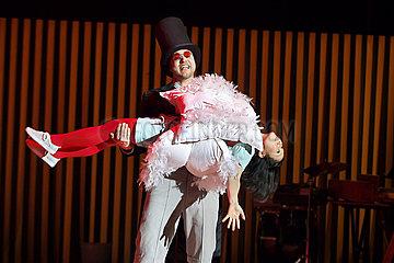 Deutsche Oper Berlin OH  WIE SCHOEN IST PANAMA
