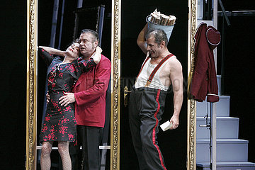 Berliner Ensemble FLOH IM OHR