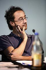 Kulaoglu  Tuncay (Filmemacher  Uebersetzer  Dramaturg und Journalist)