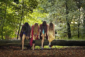 Schaubuehne Berlin FOREST: THE NATURE OF CRISIS