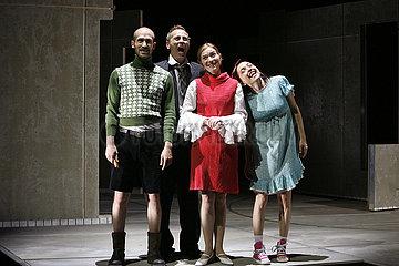 Deutsches Theater Berlin DEMETRIUS / HIERON