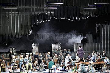 Bayerische Staatsoper Muenchen LA FORZA DEL DESTINO