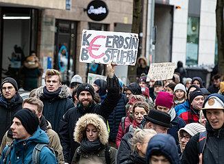 Global Climate Strike in Munich