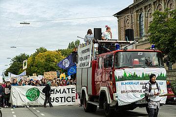 FFF - Climate Strike in Munich