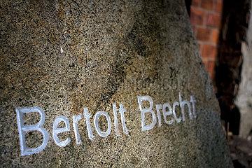 Brecht  Bertolt - Grabstaette