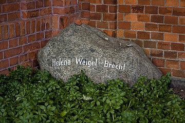 Weigel  Helene - Grabstaette