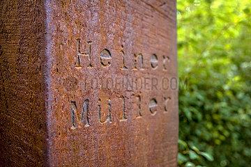 Mueller  Heiner - Grabstaette