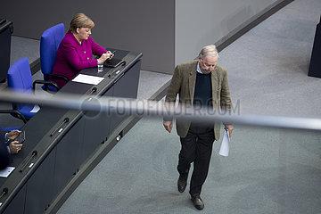 Angela Merkel  Alexander Gauland - Coronavirus Crisis