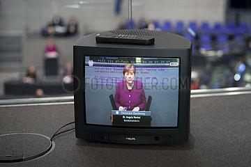 Angela Merkel - Coronavirus Crisis