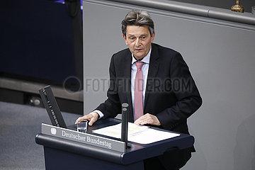 Regierungserklaerung der Bundeskanzlerin zur Corona Pandemie  Bundestag  23. April 2020
