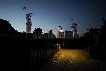 Kohlekraftwerk Boxberg