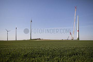 Ausbau der Windenergie