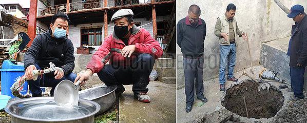 CHINA-GANSU-Gannan-Armutsbekaempfung (CN)