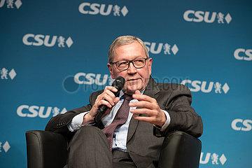 Europa-Symposium zum 80. Geburtstag von Theo Waigel