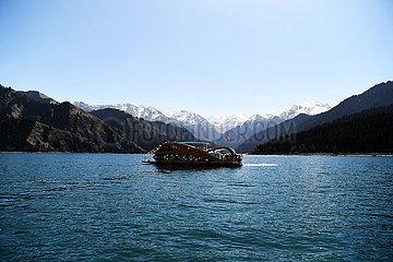 CHINA-XINJIANG-Tianchi LAKE (CN)